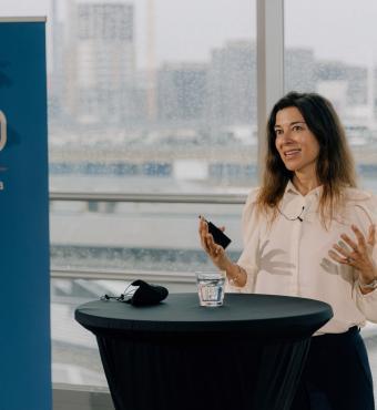 Digitale færdigheder er nøglen til fremtiden, siger Nana Bule, CEO Microsoft Danmark